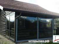 шторы ПВХ для террасы